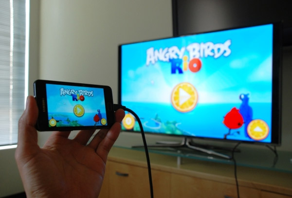 Stream Android To Tv >> How To Play Video From Phone To Tv Android Iphone Tutorial