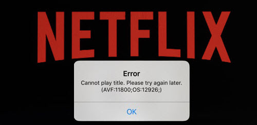 Netflix AirPlay not Working on iPhone iPad? [Fixed]