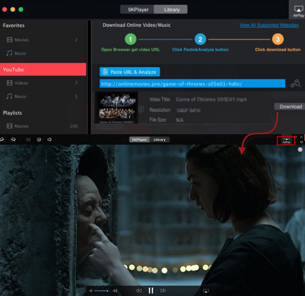 app for movies download for pc