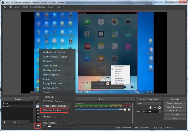 How to Stream iOS Game with OBS to Twitch?