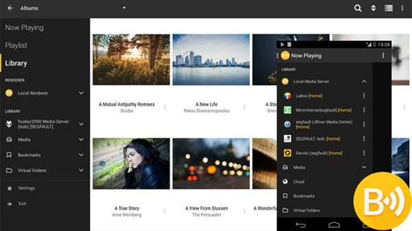 Top 5 DLNA Apps for Android to Stream Android to PC/Mac/TV