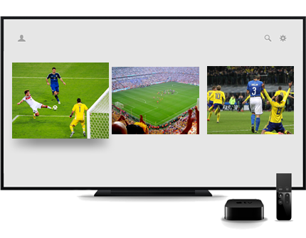Stream fifa World Cup 2018 to Apple TV