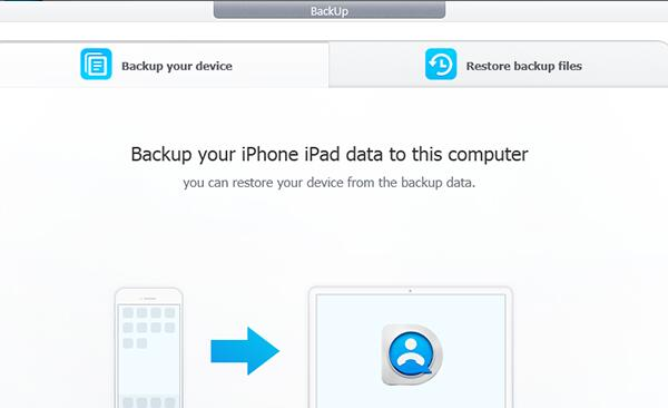How to Back up iPhone with Finder on macOS Catalina?