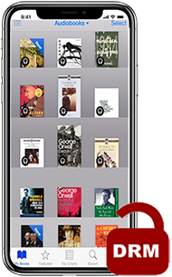 How to Remove DRM from iTunes Audiobook iBook