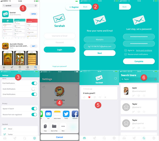 What is Sarahah? How to Use Sarahah on iPhone?