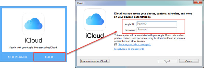 How to Download & Use iCloud Photo Stream on PC Windows 10?
