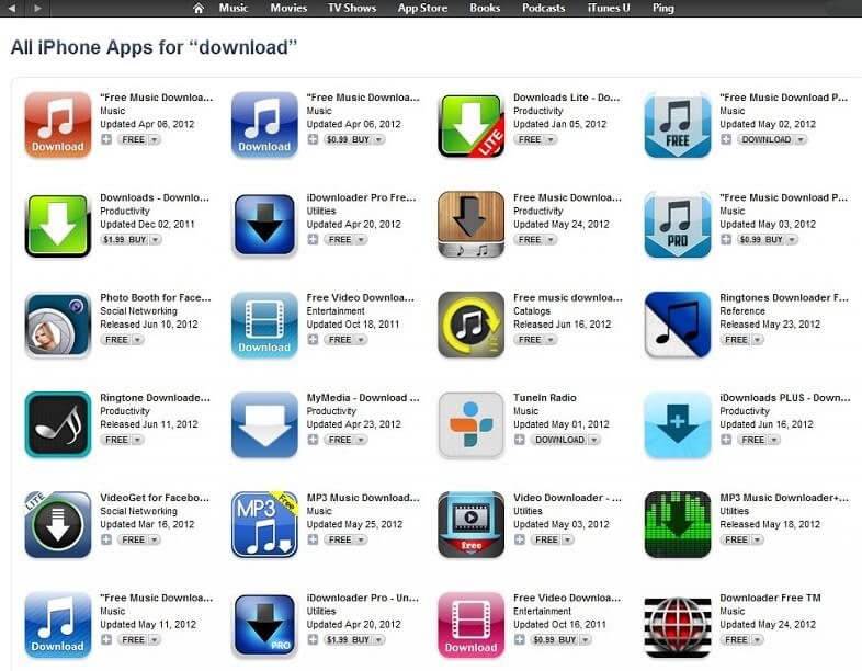 Mp3 Music Downloader App For Iphone Trend