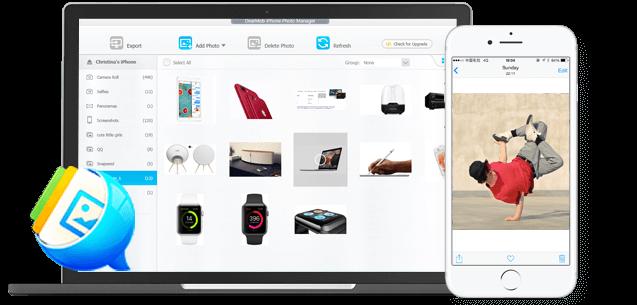 iPhone 8: Get Photos Off iPhone to Windows 10 4 Aggressive Ways
