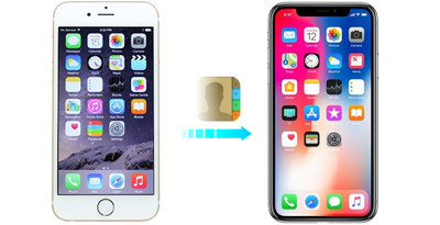 how to move contacts to new iphone 5