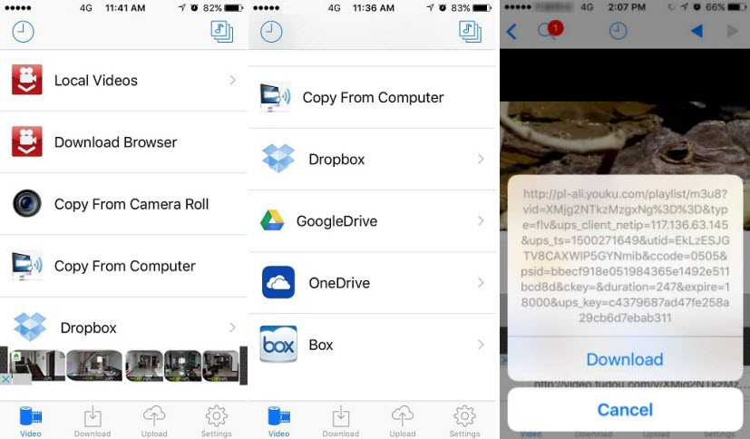 2019 Best Free Video Downloader Apps for iPhone 8/7/6