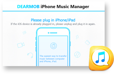 DearMob iPhone Music Manager
