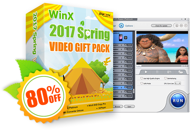 Multimedia Software Super Sales- Rip DVD, Convert Download