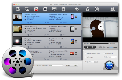 5KPlayer Related Software Helps to AirPlay DVD MKV AVI MP4
