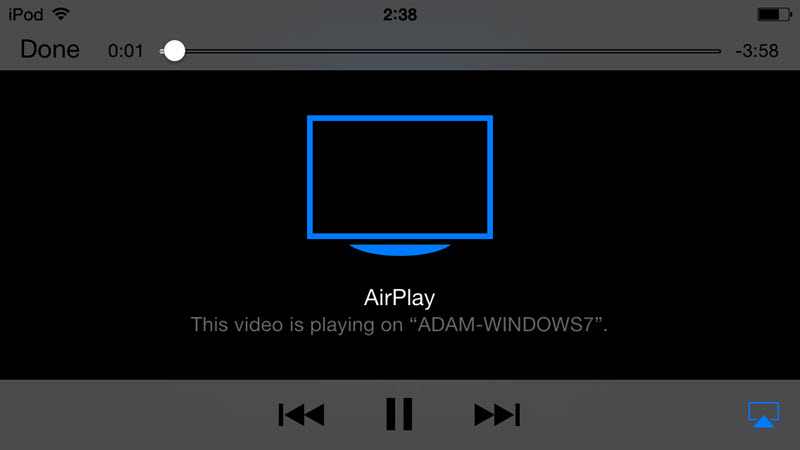 5KPlayer AirPlay Receiver