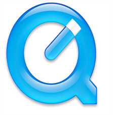 QuickTime-DVD Player for Mac