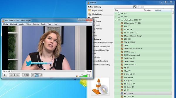 VLC Stream IPTV