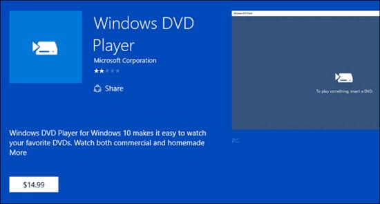 dvd app for windows 10 free