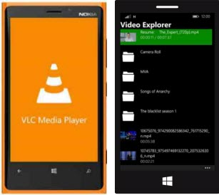 5 Best Video Players For Windows Phone 10/8 1/8/Lumia 950 XL