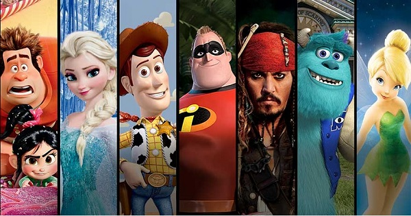 Watch Disney Movies 2016-2017