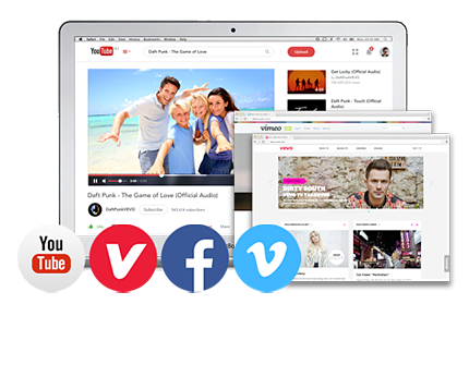 download streaming media funny video sites