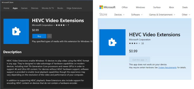 Play HEVC Windows 10 with Best Free HEVC Player Windows 10