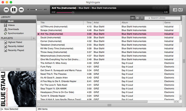 What's The Best Audio Player for Mac OS X?  Free Mind-blowing 