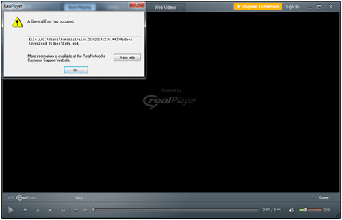 Realplayer downloader.