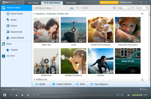 Solution 2. VLC - Great Media Player Classic for Mac Alternative
