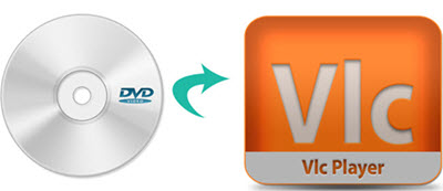 Play DVD with VLC