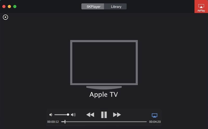 You could also airplay the streaming video music from your iphone