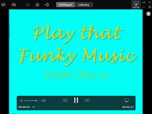 Best Way to Enjoy Play That Funky Music Lyrics and Meaning | 5KPlayer