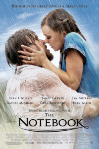 best valentines day movies the note book