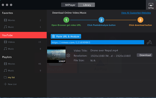 How to Download Vimeo Videos HD — Easy Free Vimeo (Video) Downloader