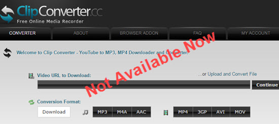 ae9c6ff3081a6f Fixed  Error  ClipConverter Is Currently Not Available Not Working