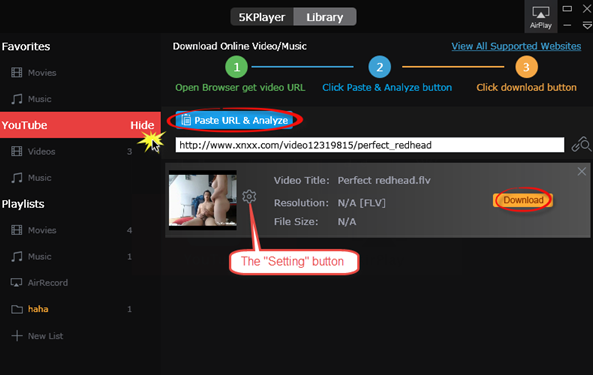 porn video downloader