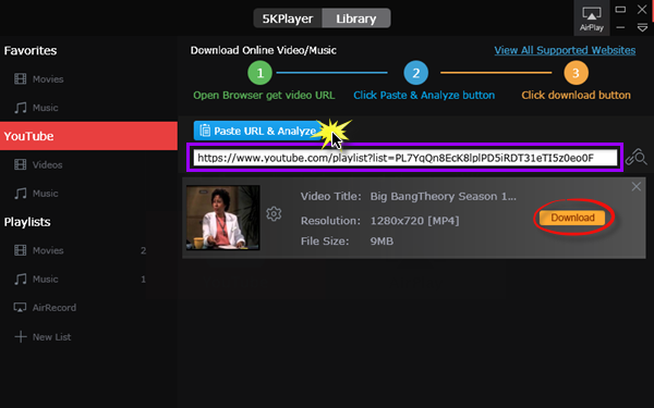 YouTube Playlist Downloader: Free Download Entire YouTube ...