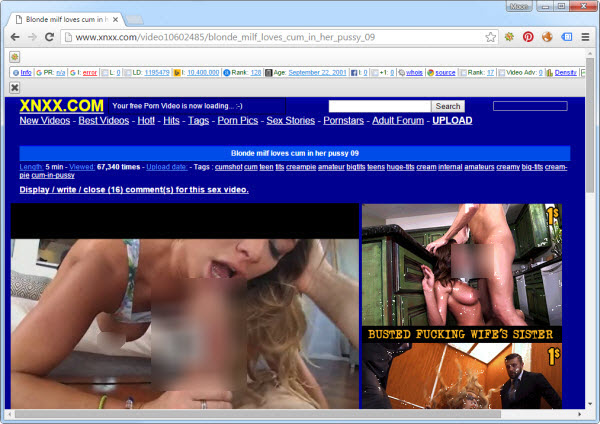 safe sites to watch porn