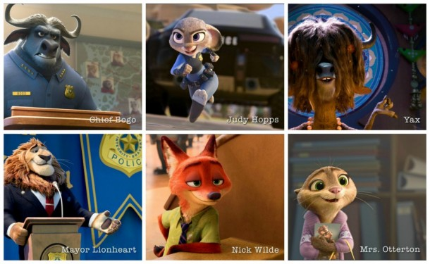 an analysis of animation in the movies frozen and zootopia A flashy cartoon feast that deals with the concept of racism  as frozen, but few  people are placing those film's in the pantheon of the artform's best now comes  zootopia, the first movie made by the modern house of mouse.