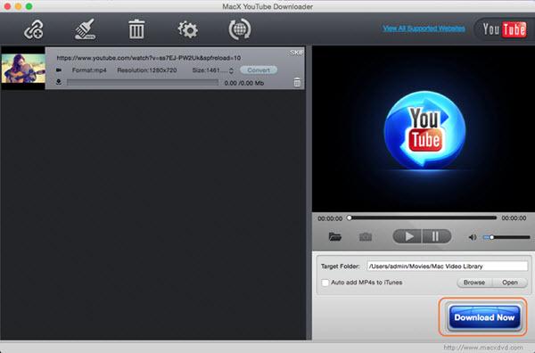 Top 5 Real 4K Video Downloaders Mac OS X/High Sierra Download Free