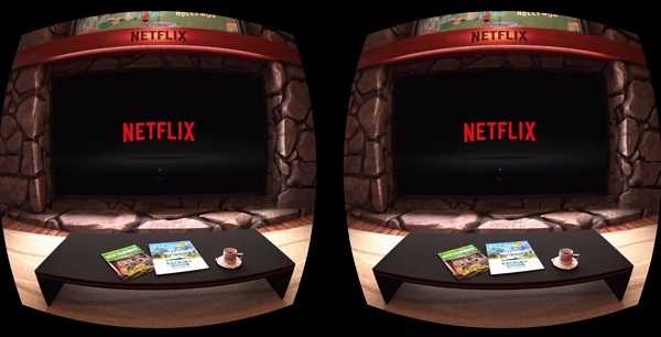 Watch Netflix VR Movies Using Netflix VR App iPhone