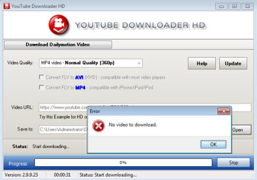 HD Youtube Downloader Free - Free download and software ...