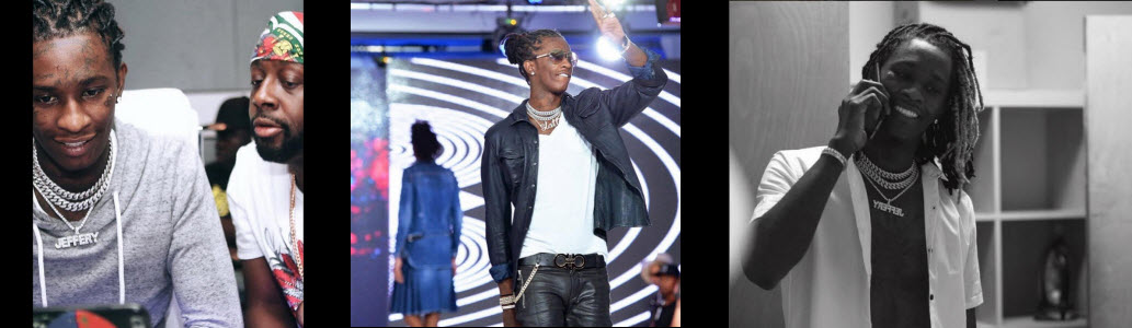 Full Young Thug No My Name is Jeffery Download MP3/Music Video for Free