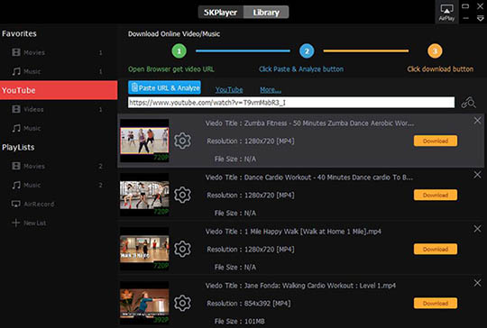 Exercise videos: zumba dance exercise videos free download.